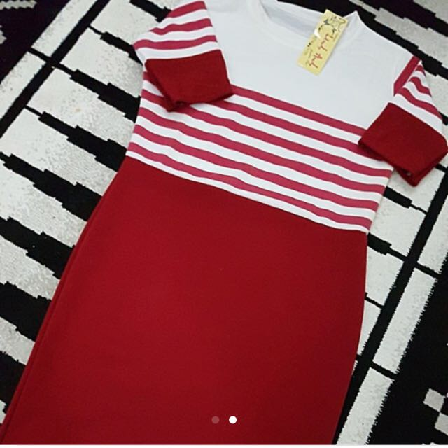 New cute red dress