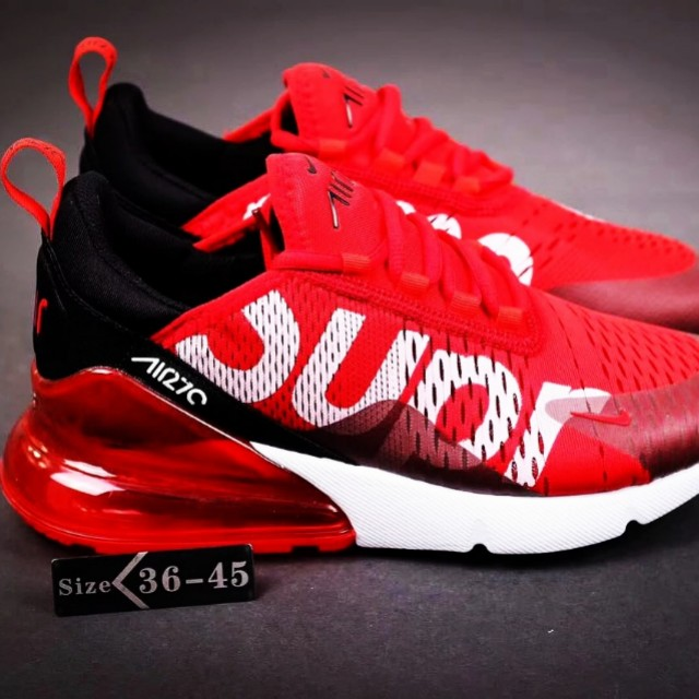 lowest price 73ce3 d0e74 Nike Air 270 X Supreme