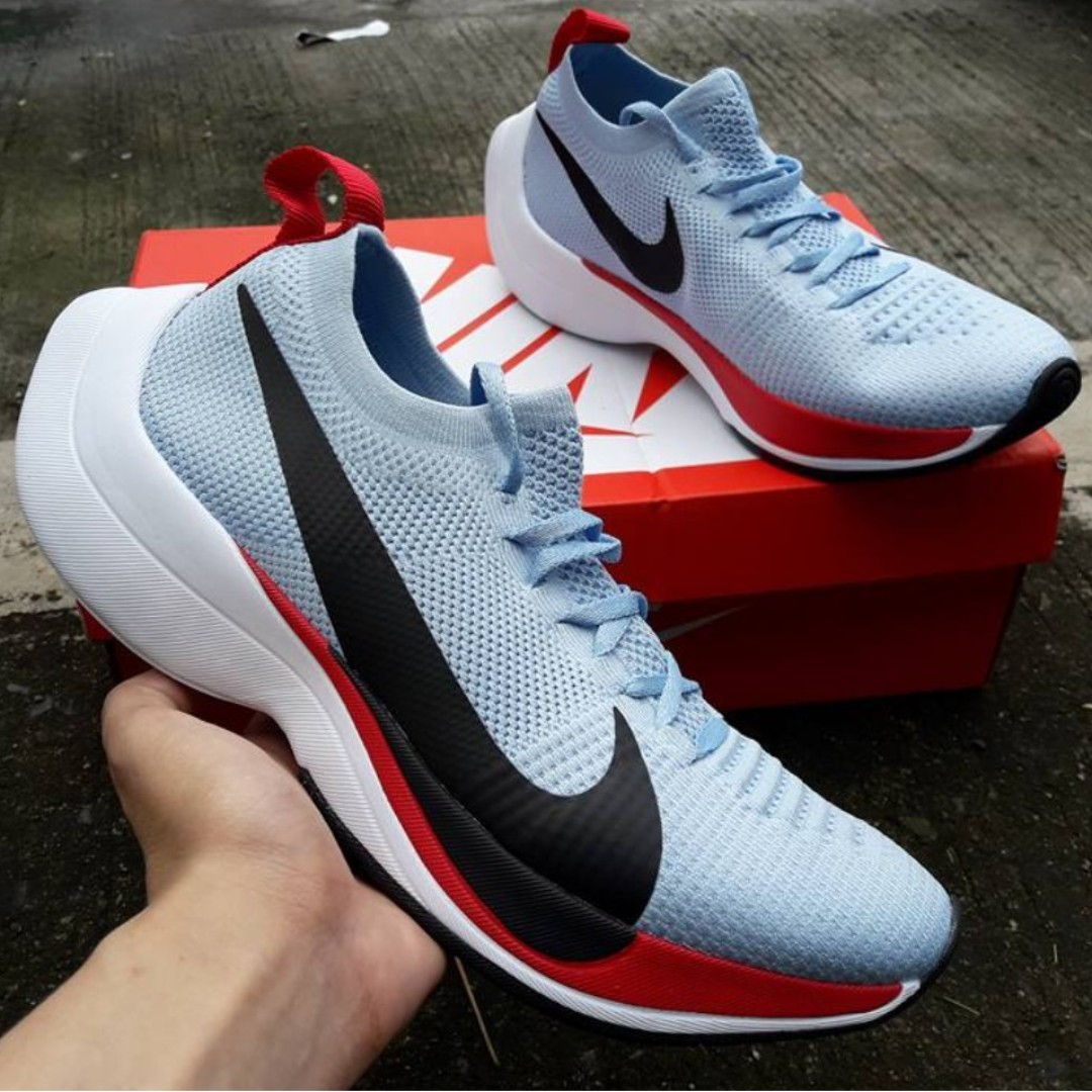 99481fc740ae9 clearance nike zoom vaporfly elite womens red purple 9aeed 97c64