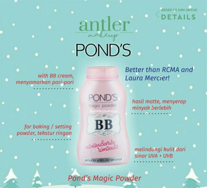 Open Barter / Sale Bb Ponds Ori Import Bangkok