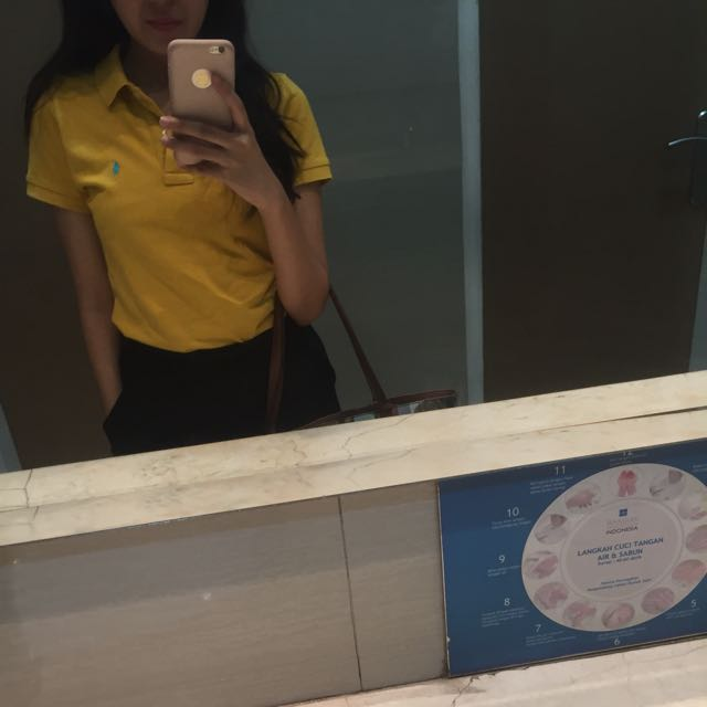 Original Yellow Polo Shirt