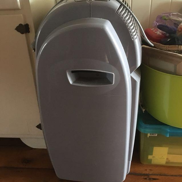 PAC60 ECO portable air conditioner