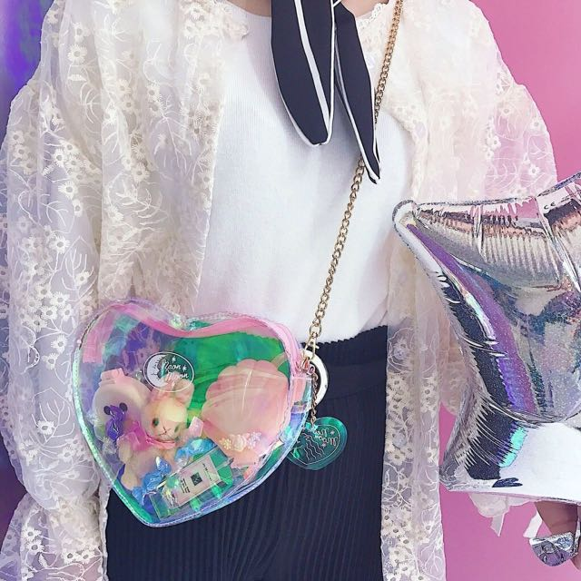 (+postage)Jelly Candy Bag