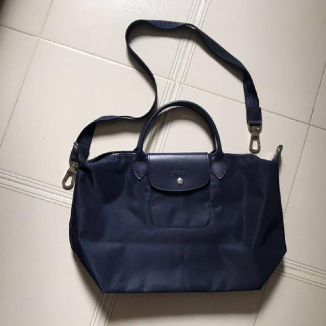 a872220d7dc Preloved Authentic LongChamp Crossbody bag, Women s Fashion, Bags ...