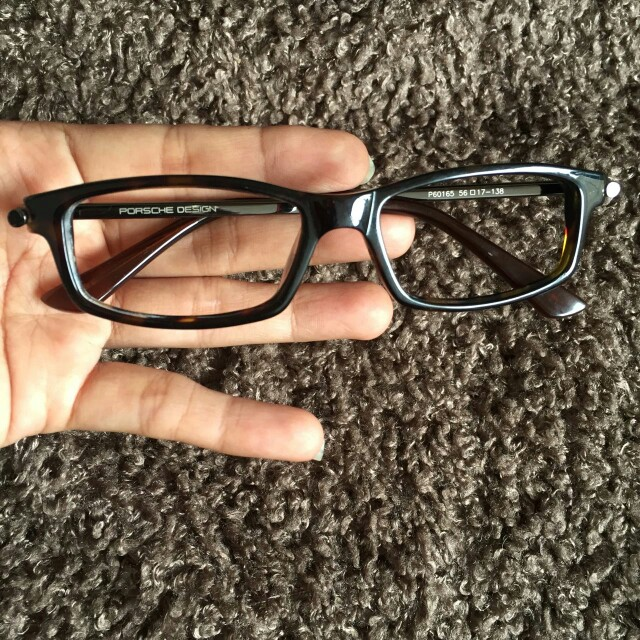 Preloved frame porsche design