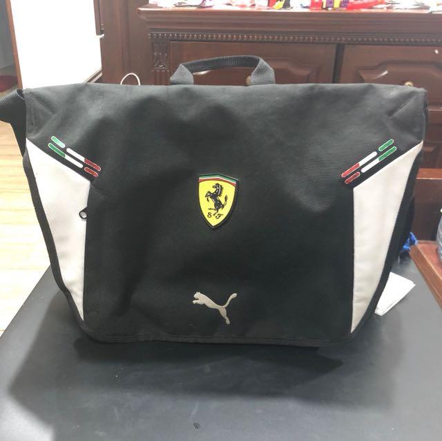 Puma法拉利款側背包