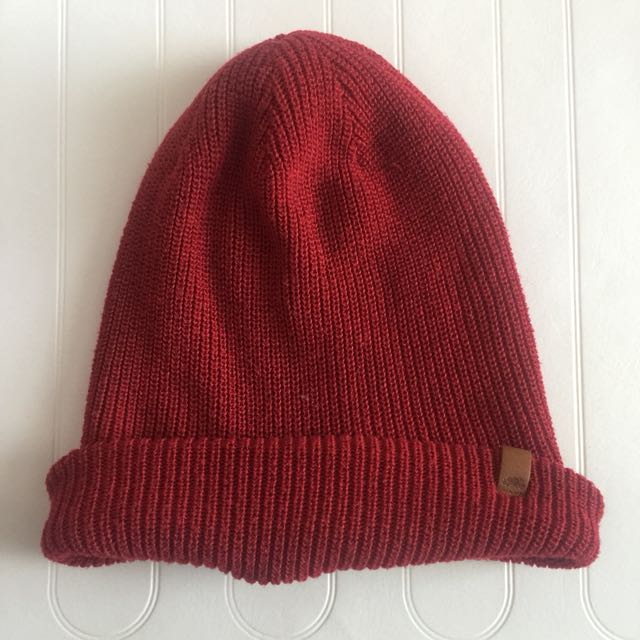 Red Roots Beanie