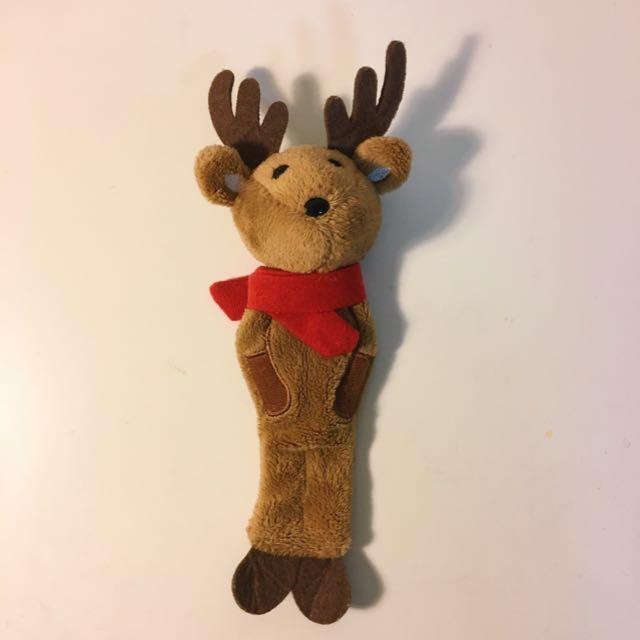 Reindeer Bookmark 🎄