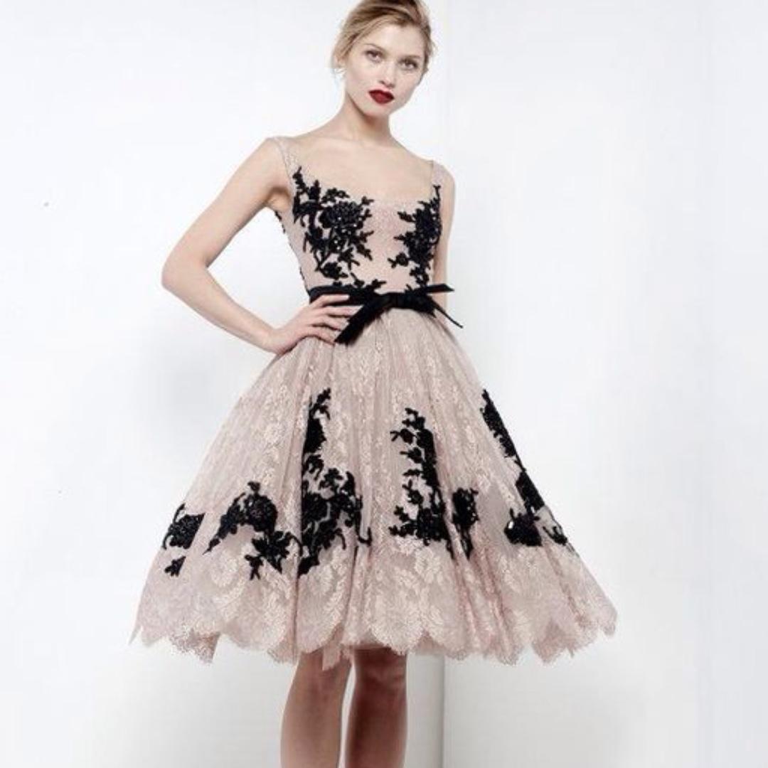 Replica Elie Saab cocktail dress size 8