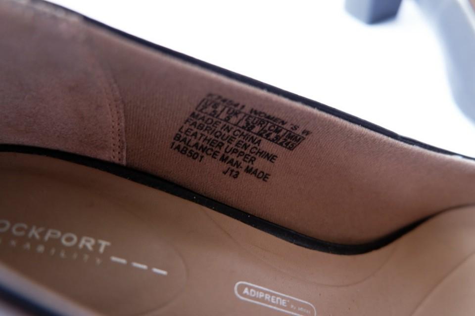 Rockport Work Shoes