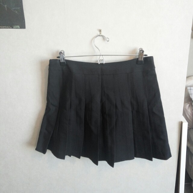 Sailor Pleated Skirt