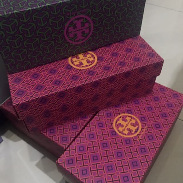 SALE TORY BURCH BOXES