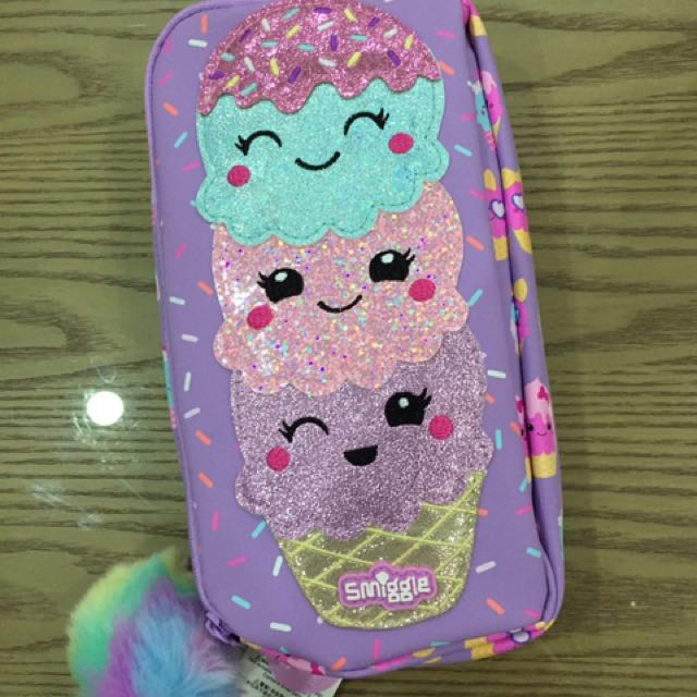 Smiggle Scented Pencil case