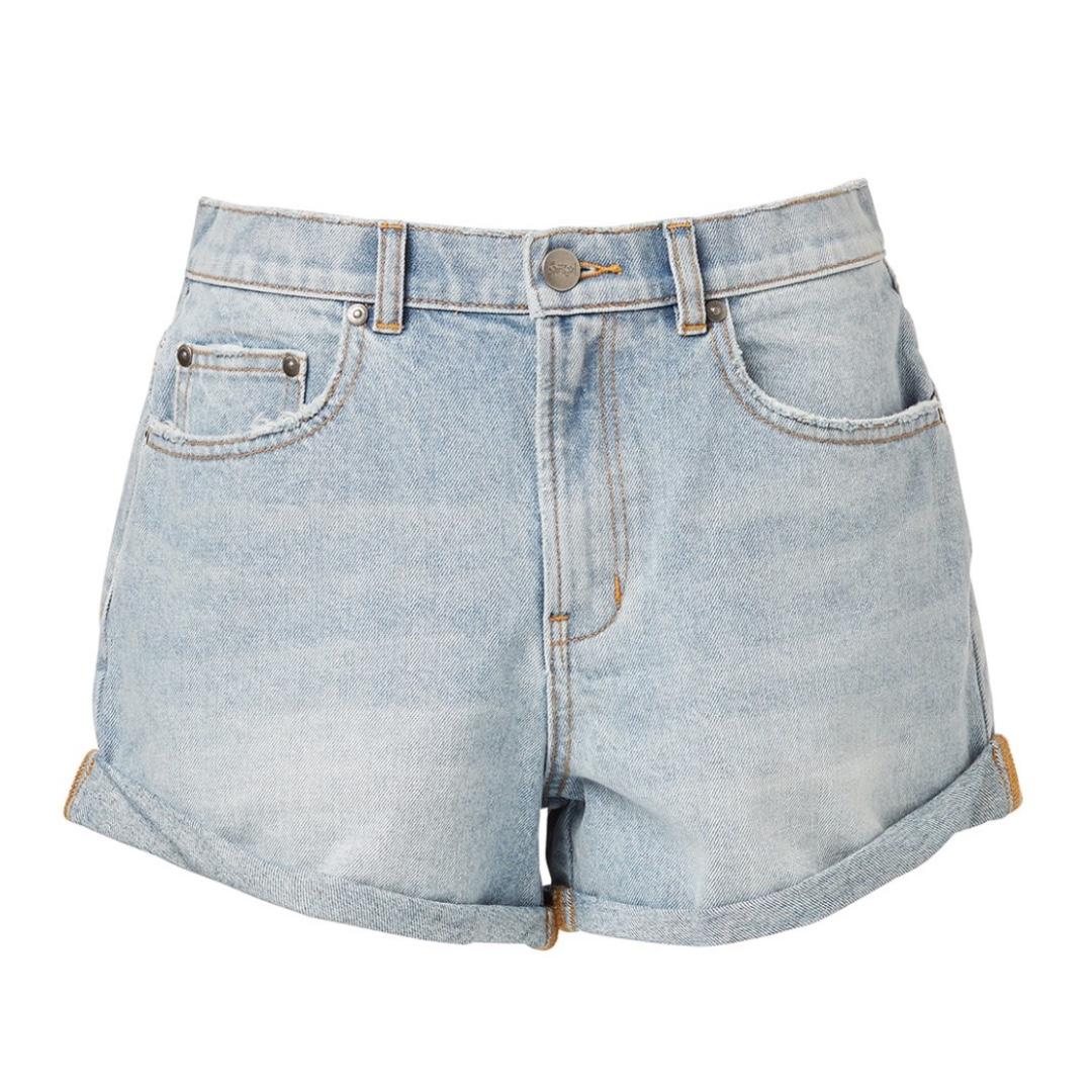 Sportsgirl denim shorts size 8