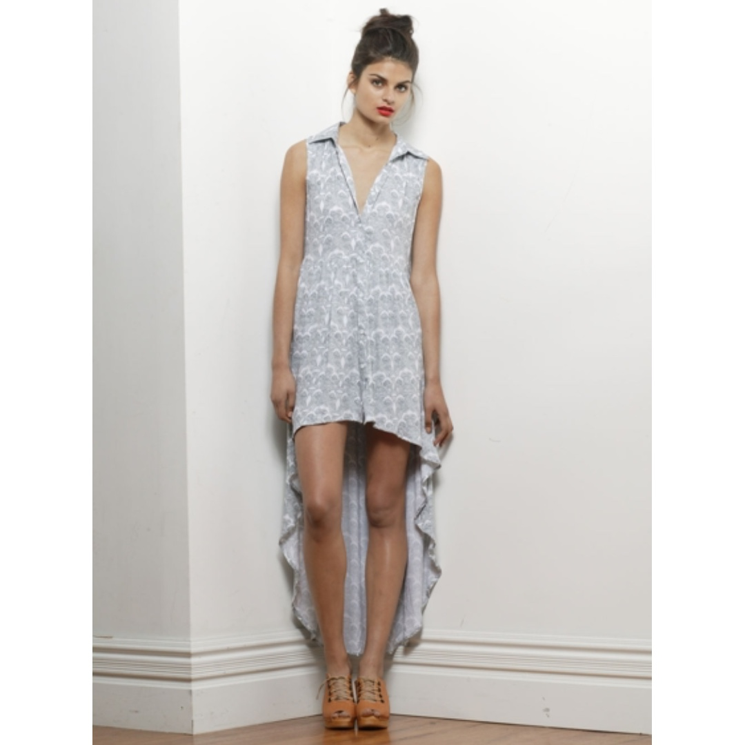 Staple the Label high-low dress size 8