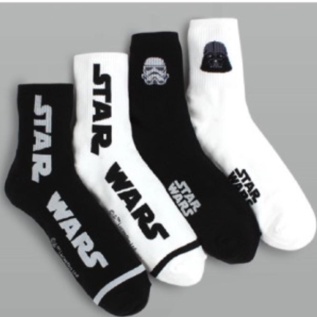 3f9ad58db5 Star Wars socks
