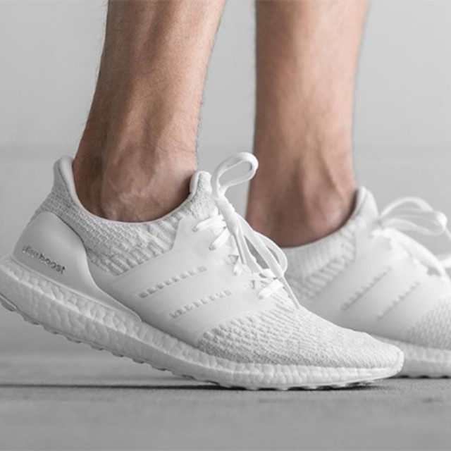 d12f7a5276779 STEAL!!) Adidas Ultra Boost 3.0 Triple White
