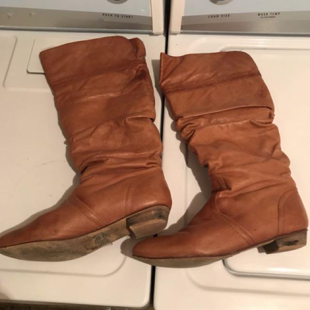 Steve Madden cadence boots