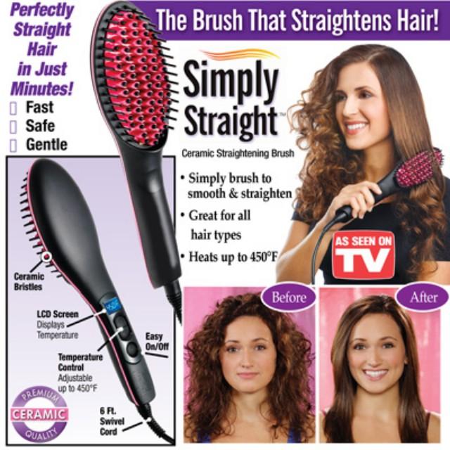 Straight Brush  PRO by JML