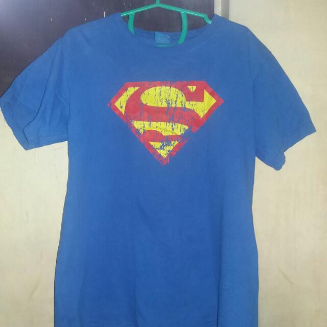 Superman Blue Small Size