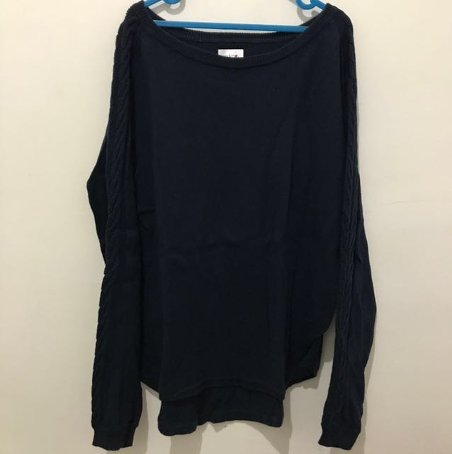 Sweater gaudi andien navy