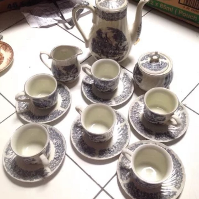 Tea sett unique