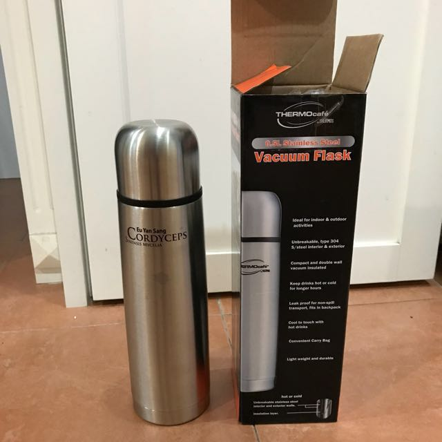 Thermocafe vacuum flask