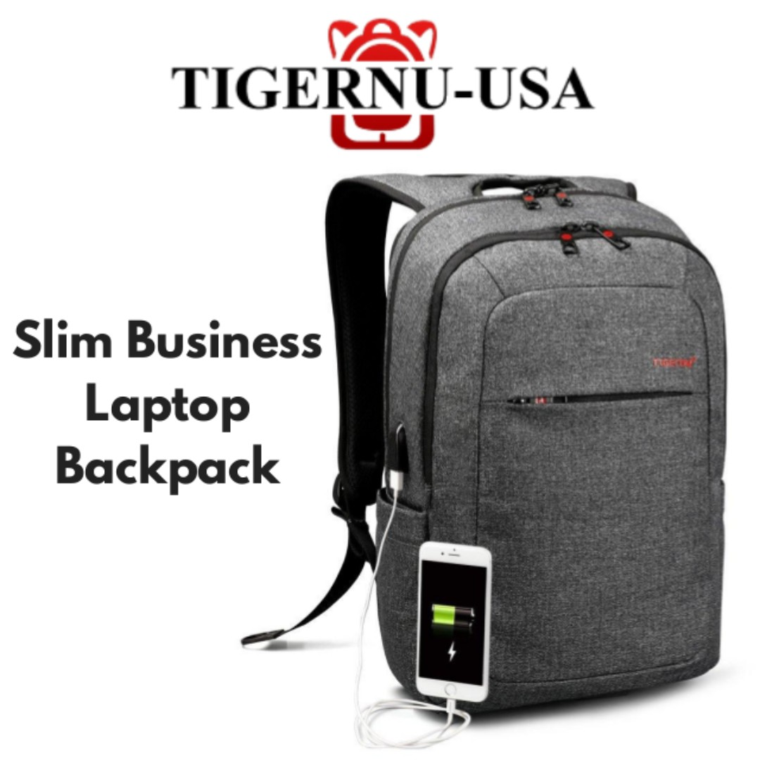 665fa22bba Tigernu Slim Business Laptop Backpack