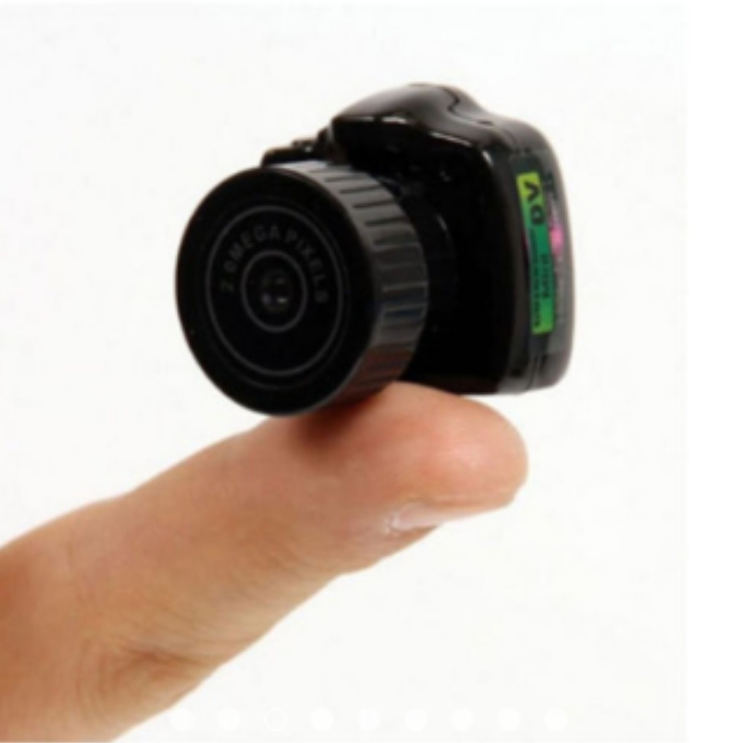 TOP Smallest Mini Camera Camcorder Video Recorder DVR Spy