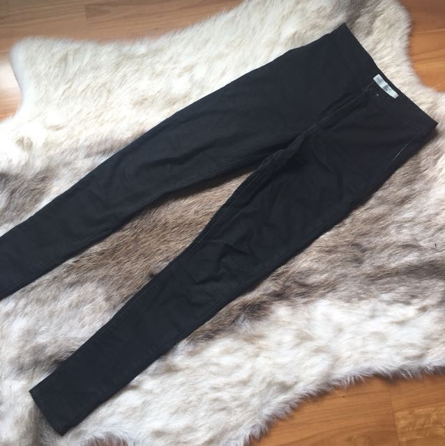 Topshop high waisted jeans size 26