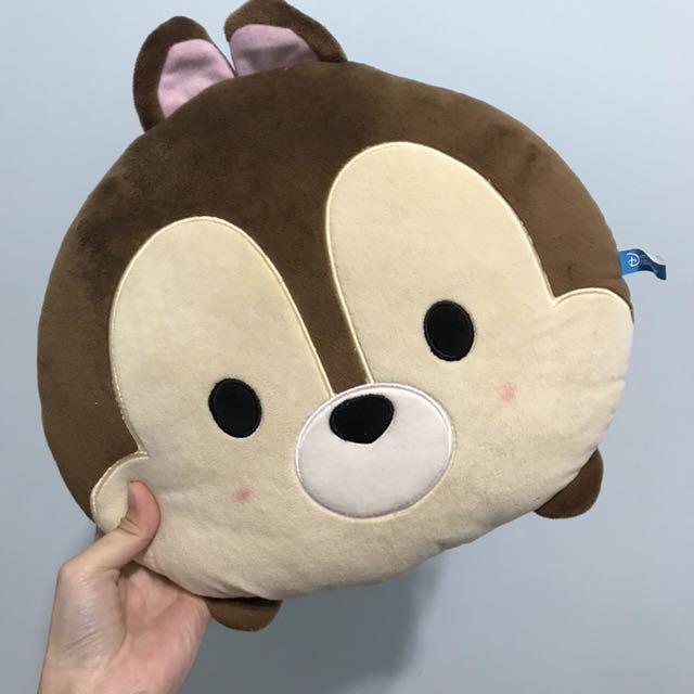 Tsum Tsum Disney 迪士尼奇奇抱枕