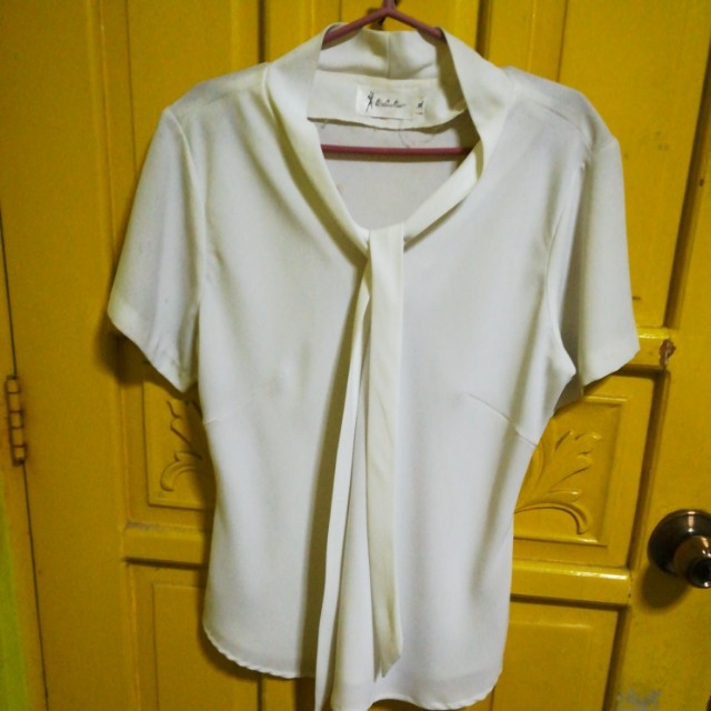 Xara White blouse