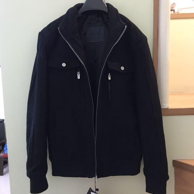 Zara全新男外套2490購入