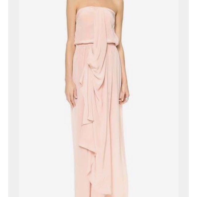 Zimmerman Rose Drape Dress *Bought for $600