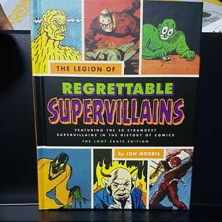 Regrettable super villains
