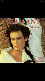 arthcd ADAM ANT Strip USA Press CD (Puss N Boots, Strip, Amazon, Spanish Games, Playboy etc) 80s New Wave
