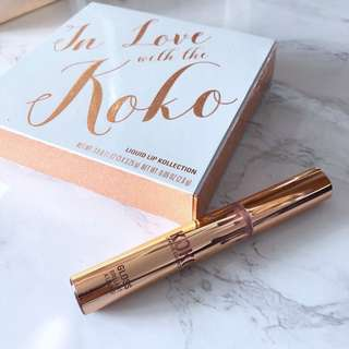 SUGAR PLUM GLOSS - In love with the koko