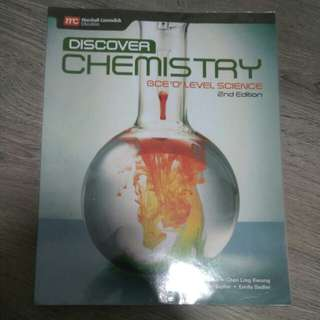 [books clearance] MC Education Discover Chemistry