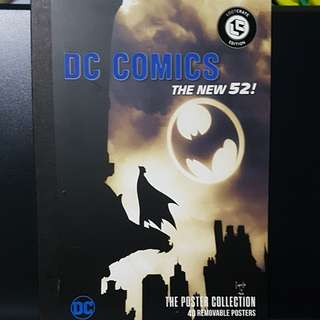 DC Comics Poster Collections