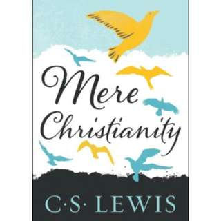 #Blessing Mere Christianity by CS Lewis