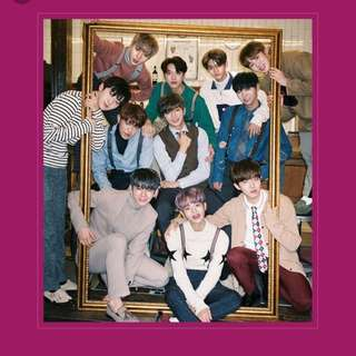 WTT: Wanna One - Nothing Without You 1-1=0