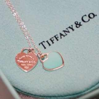 Tiffany 項鍊