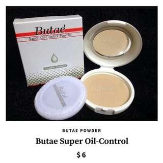 Butae Super Oil Control Powder