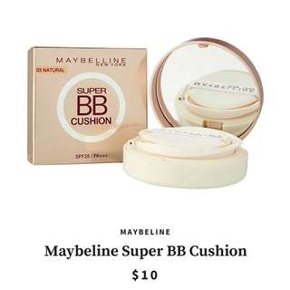 Maybeline Super BB Cushion