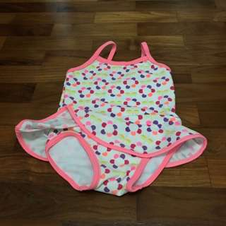 Fox Swimming Costume for 6-12 mth
