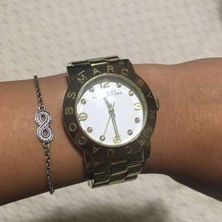 *REDUCED PRICE* Marc Jacobs Gold Watch