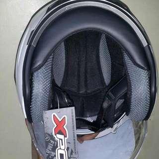 Xpot Dual Visor Helmet