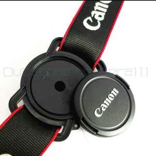 Camera Cap holder buckle