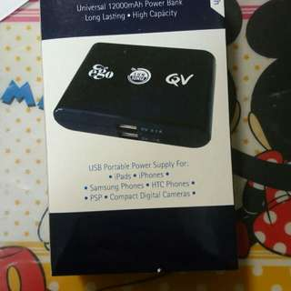 (只售$45) 12000mAh PowerBank