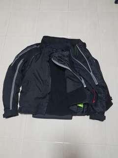 Selling komine air stream 4 season touring jacket
